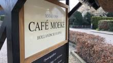 Café  Moeke Hollandsche Rading opgeleverd