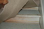 Hoe schilder ik een houten trap?