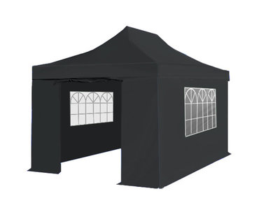 Nieuwe Easy-up tent voor onze klanten.