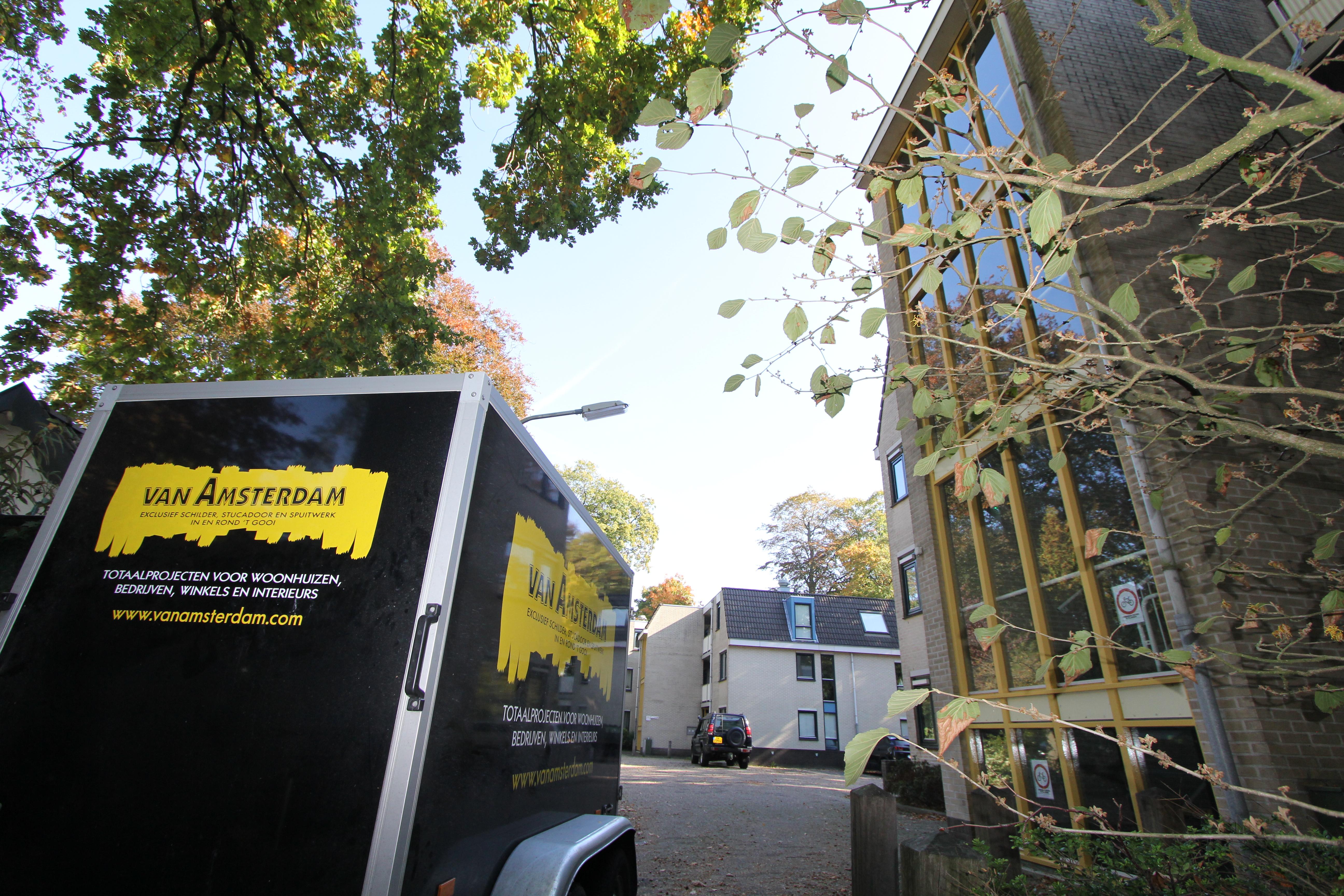 Winterklaar maken 28 appartementen in Hilversum