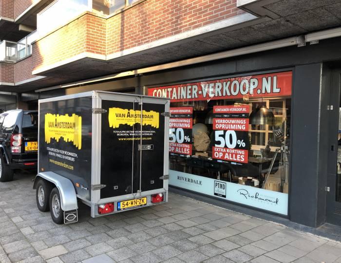 Container Verkoop Huizen : Start verbouwing container verkoop bussum