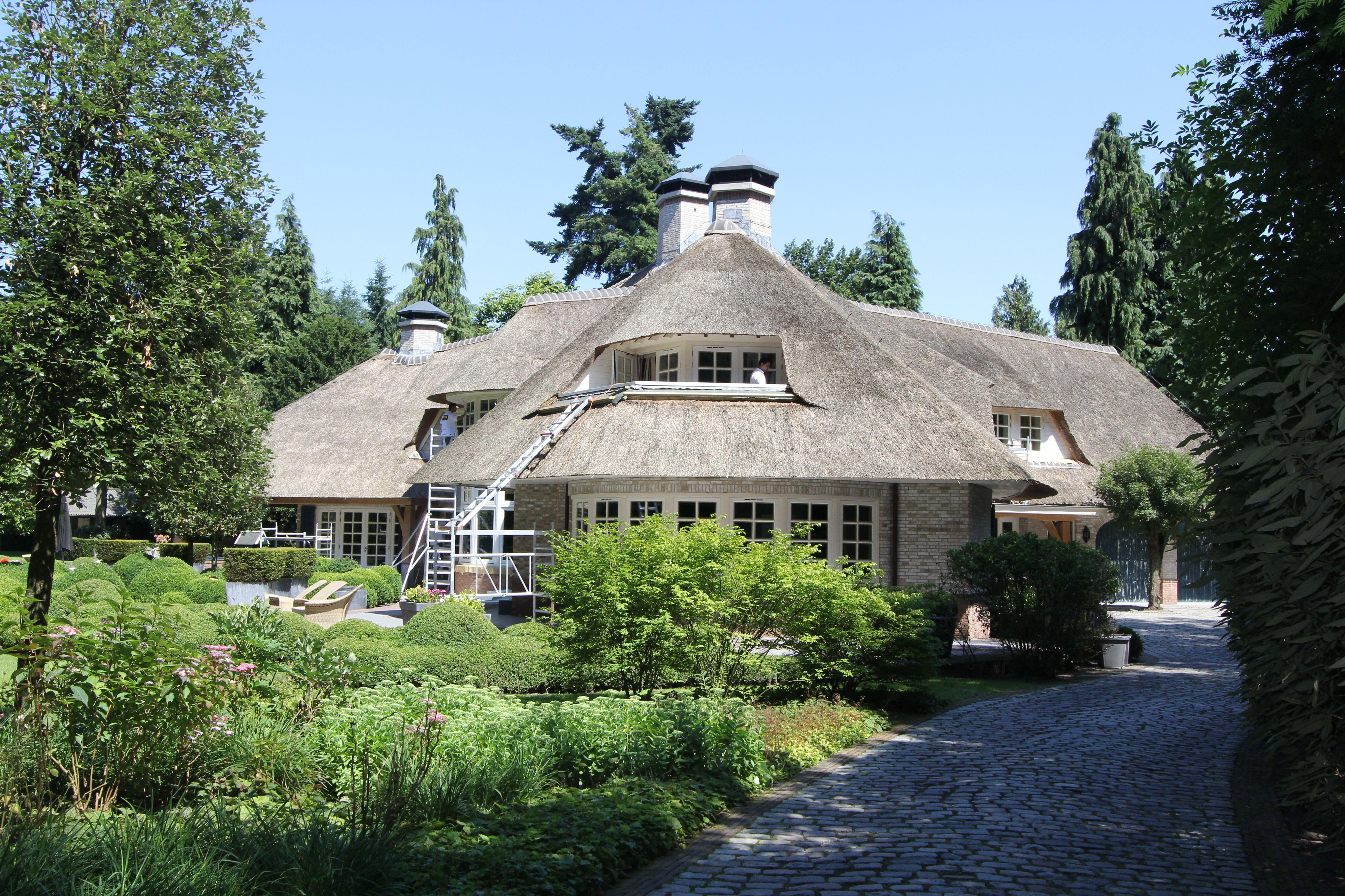 Villa blaricum - De mooiste gevels van huizen ...